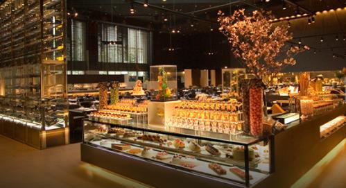 人気No1 品川プリンスホテル ブッフェレストラン「LUXE DINING HAPUNA(リュクス ダイニング ハプナ)」 リゾート気分でランチブッフェ