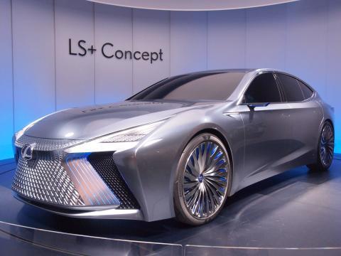LS+ Concept