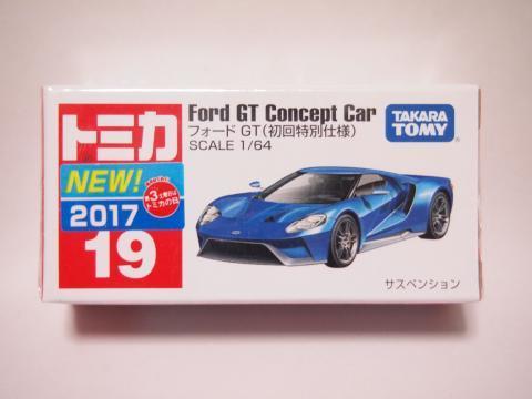 トミカ フォード GT