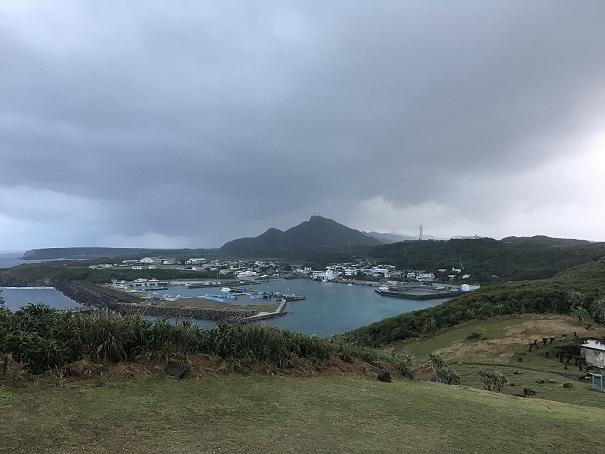1月18日 与那国島1