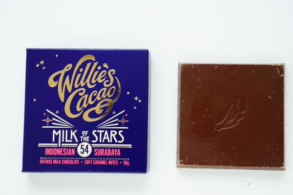 【Willie's Cacao】MILK OF THE STARS