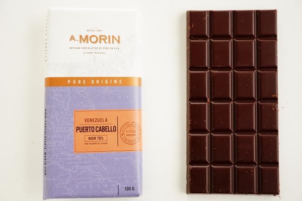 【CHOCOLATERIE A.MORIN】PUERTO CABELLO