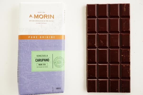 【CHOCOLATERIE A.MORIN】CARUPANO