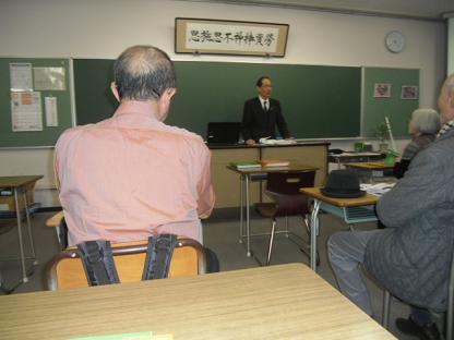 6 中・高等学校校の近況を伺う