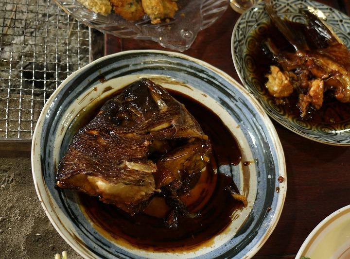 鯛のカブト煮 30 1 4