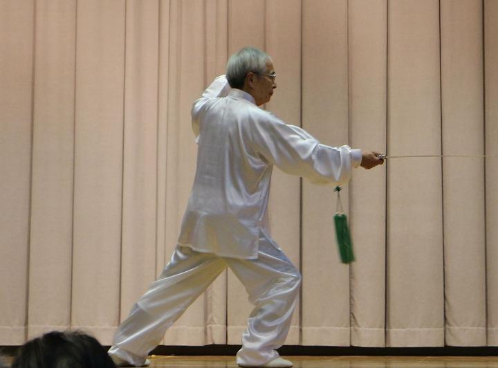 七草がゆの集い 太極拳 30 1 8