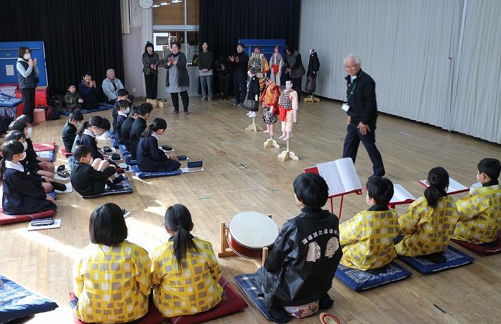 小学生人形練習日 30 1 25