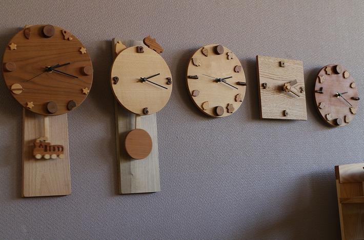 組み合わせて時計を作る 30 2 14