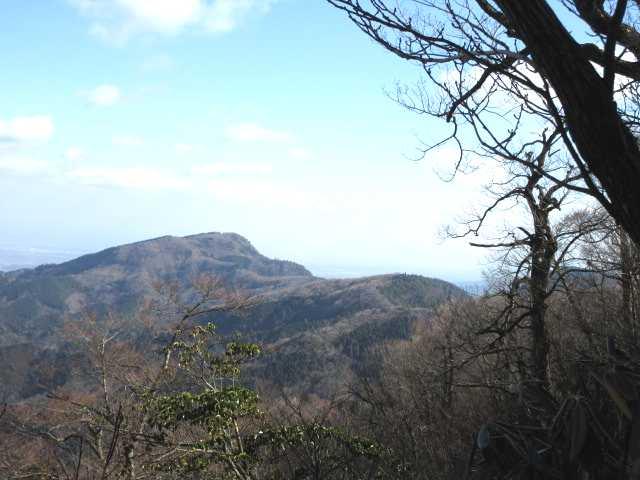 IMG2994JPG経読岳を見る