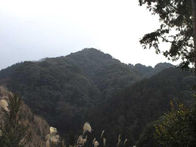 IMG3611JPG鷲越より弓張岳