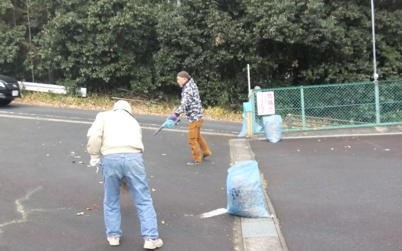 公民館清掃2