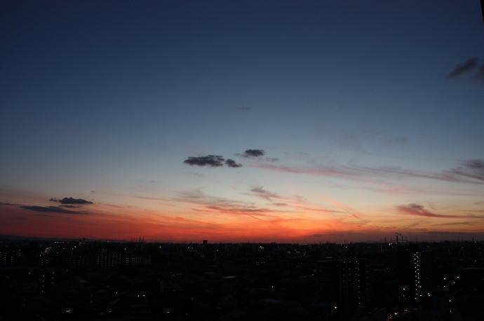 171230夕陽