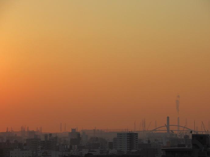 180116夕陽 (1)
