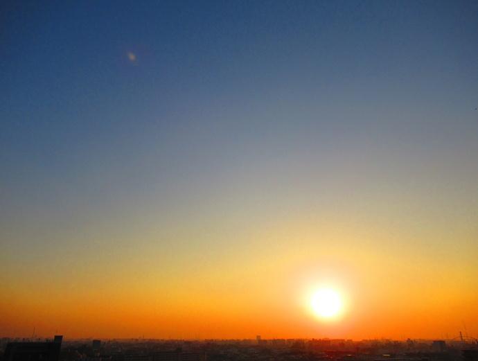 180116夕陽 (2)