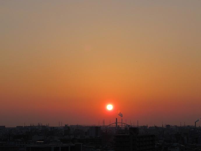180223夕陽