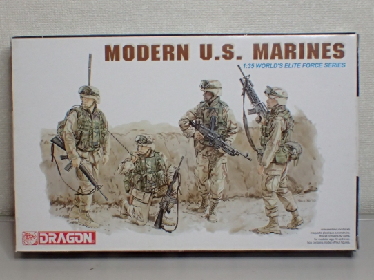 フィギュア 現用アメリカ海兵隊