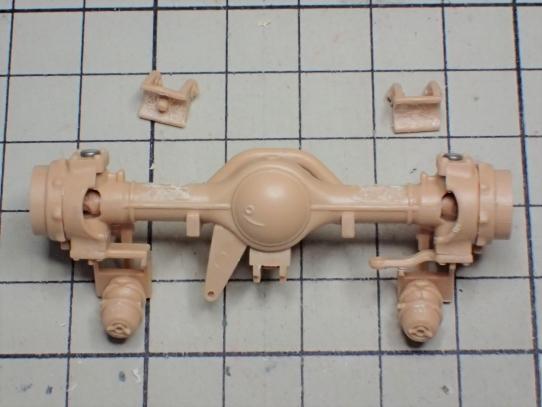 M1070&M1000重装備運搬車 位置修正