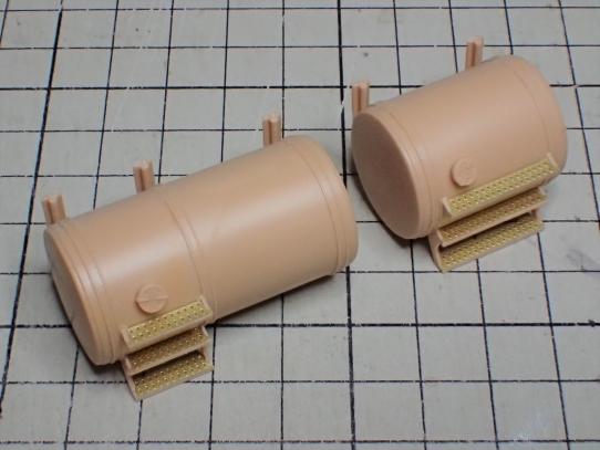 M1070&M1000重装備運搬車 タンク