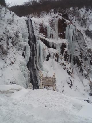白銀の滝1