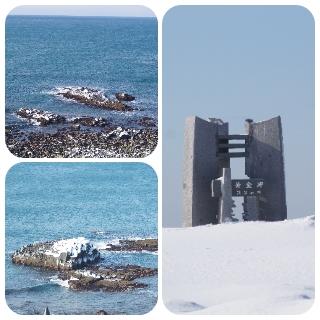 冬の黄金岬1