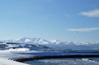 冬の暑寒岳1