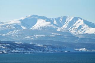 冬の暑寒岳2