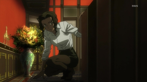 血界戦線(2) 第6話 ゲット・ザ・ロックアウト!! アニメ実況 感想 画像