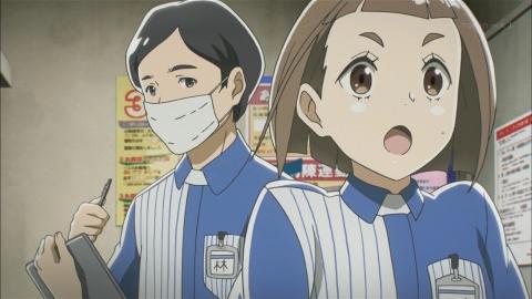宇宙よりも遠い場所 第2話 歌舞伎町フリーマントル アニメ実況 感想 画像