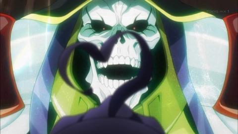 オーバーロードII 第1話 絶望の幕開け The dawn of Despair アニメ実況 感想 画像
