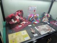 朝日カルチャーセンター北九州 ポジャギ作品展示 2017-12