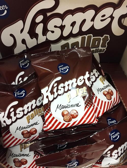 Kissmet Suklaapallo Marianne