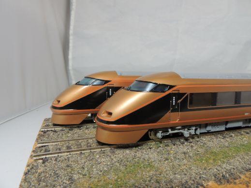 東武スペーシア モデルワム