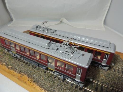 箱根登山鉄道2000形 ピノチオ