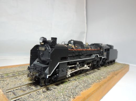 D51 498 天賞堂