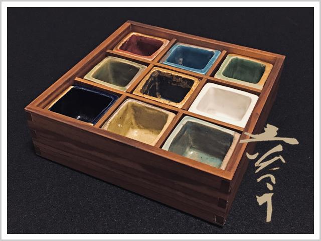 180221 土炎手窯の角小鉢-4
