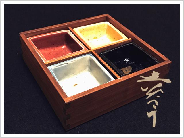180221 土炎手窯の角小鉢-5