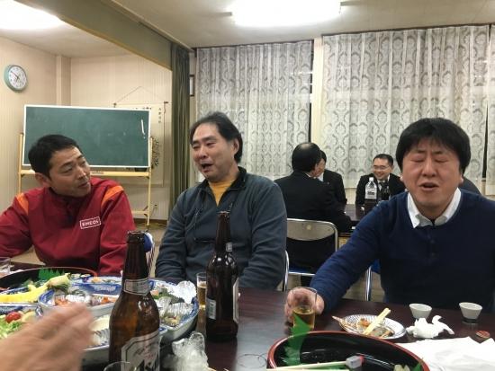 青年部新年会~カード会新年会 004