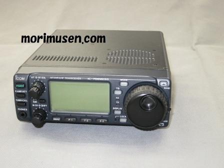 IC-706MKIIGS HF/50/144/430MHz トランシーバー/アイコム ic-706mk2gs