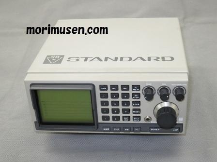AX700 ワイドバンドレシーバー&スペアナ機能/受信機 スタンダード