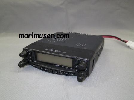 FT-8900 モービルトランシーバー 29/50/144/430MHz クワッドバンド /ヤエス YAESU