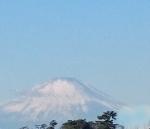 2017年末富士山
