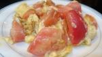 トマトと玉子炒め