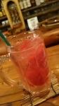 オリジナル苺サワー