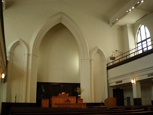 指路教会・会堂1