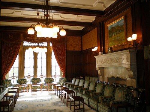 国会議事堂・閣議室