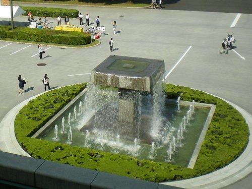 国会議事堂・噴水