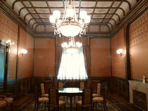 国会議事堂・皇族室