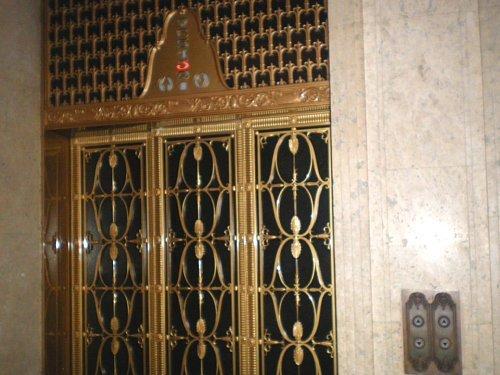 国会議事堂・エレベーター