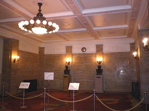 衆議院・1Fホール