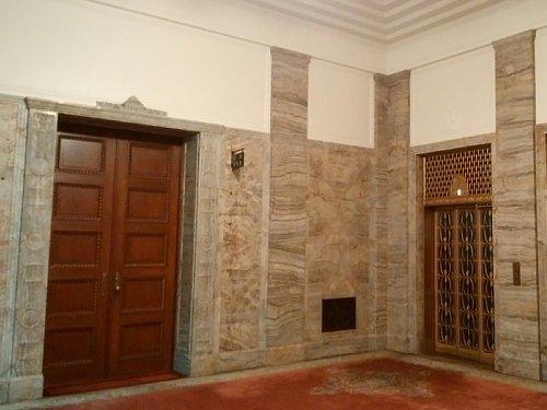 衆議院・2Fエレベーター